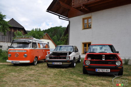 The 34th edition of Volkswagen enthusiasm and passion
