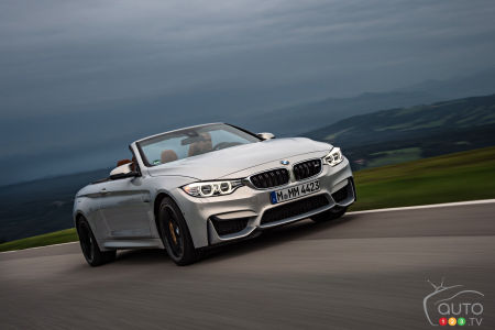 2015 BMW M4 Cabriolet Preview