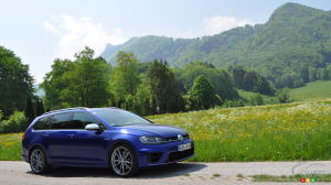 2016 Volkswagen Golf Sportwagon R and GTD First Impression