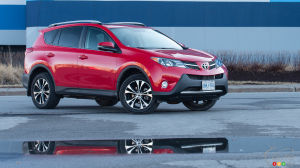 2015 Toyota RAV4 AWD XLE 50th Anniversary Special Edition Review