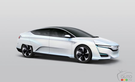 Honda plans mass-produced fuel cell cars by 2020