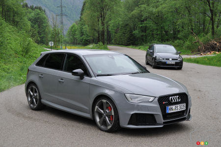 2015 Audi RS 3 Sportback First Impression