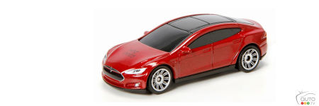 Les Tesla Model S versions Matchbox et Hot Wheels dévoilées