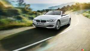 2015 BMW 4 Series Cabriolet Preview