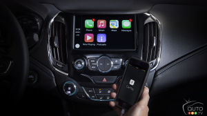 Android Auto and Apple CarPlay debut in GM vehicles