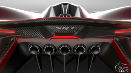 First look at SRT Tomahawk Vision Gran Turismo