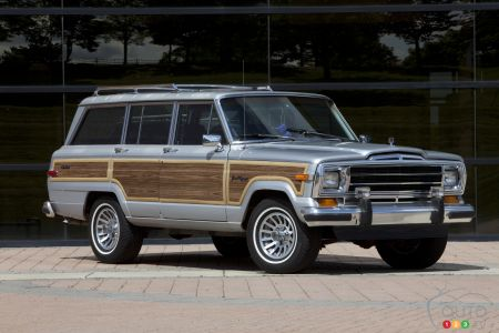 Jeep Grand Wagoneer coming back in 2018?