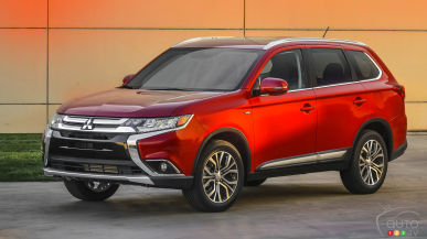 2016 Mitsubishi Outlander First Impression