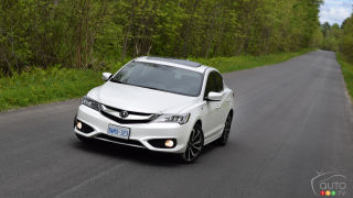 2016 Acura ILX A-SPEC Review