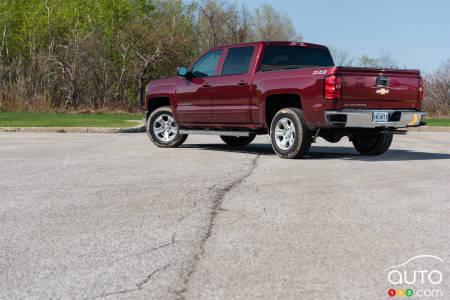 2015 Chevrolet Silverado 1500 2lt Crew Cab 4wd Car Reviews