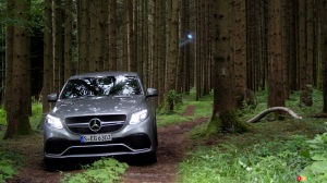 2016 Mercedes-Benz GLE and GLE Coupe First Impression