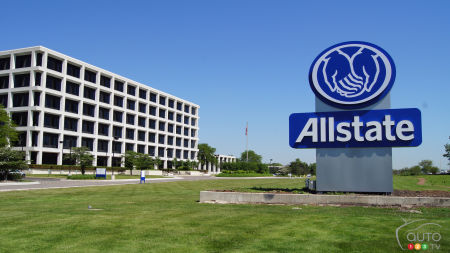 Allstate patents data-collecting system; drivers be warned