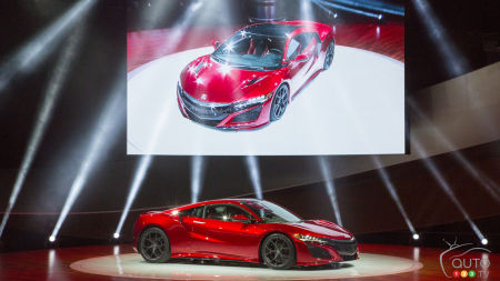 Smaller Acura NSX may replace Honda S2000
