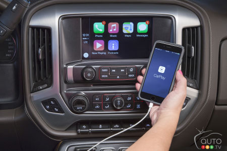 GMC Canyon, Sierra, Yukon to offer CarPlay and Android Auto