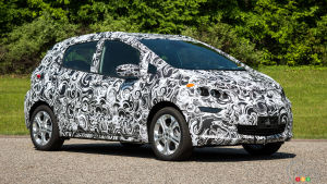 Chevrolet presents upcoming electric and hybrid models