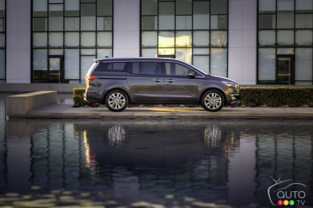 2016 Kia Sedona Preview