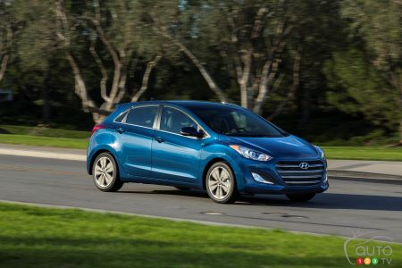 2016 Hyundai Elantra GT Preview