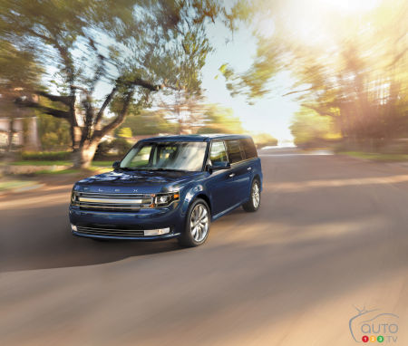 2015 Ford Flex Preview