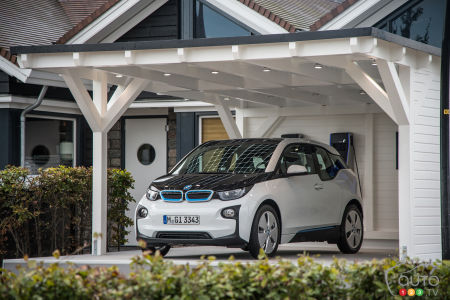 2015 BMW i3 Preview