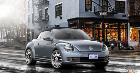 2015 Volkswagen Beetle Convertible Preview