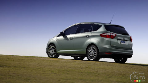 2015 Ford C-Max Quick Look
