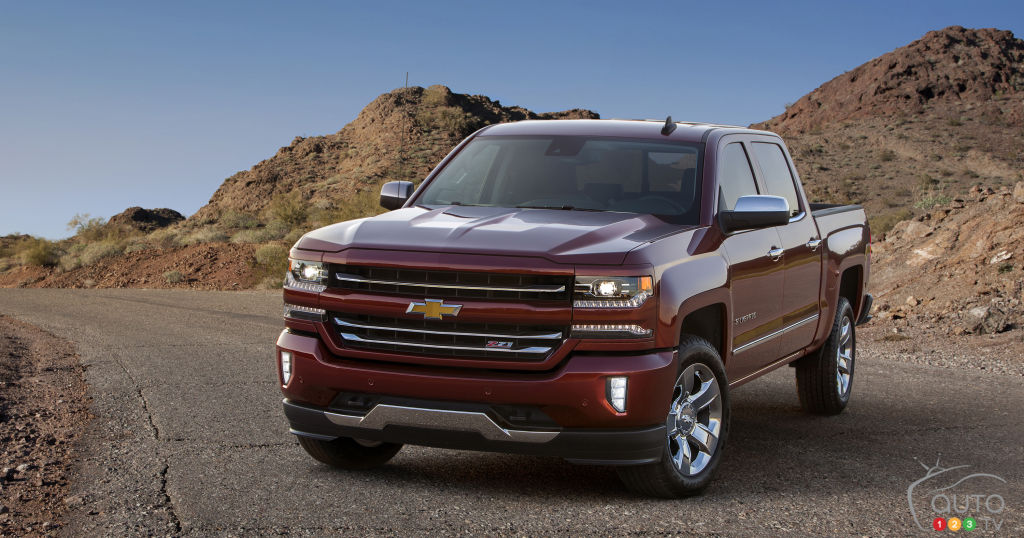 Chevrolet Silverado 1500 gets better with more features and safety for 2016