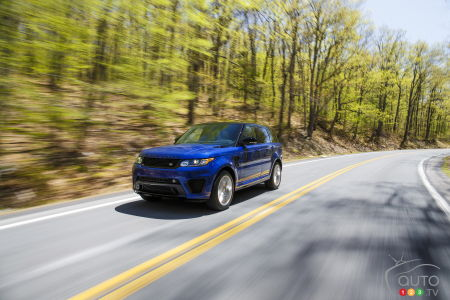 2015 Land Rover Range Rover Sport Quick Look