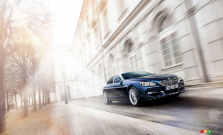 2015 BMW Alpina B6 Gran Coupe Quick Look