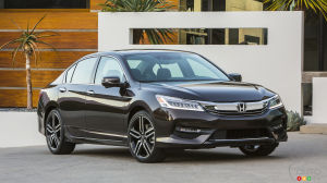 Here's the new 2016 Honda Accord, the highest-tech ever