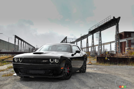 More Dodge Charger and Challenger SRT Hellcat units for 2016