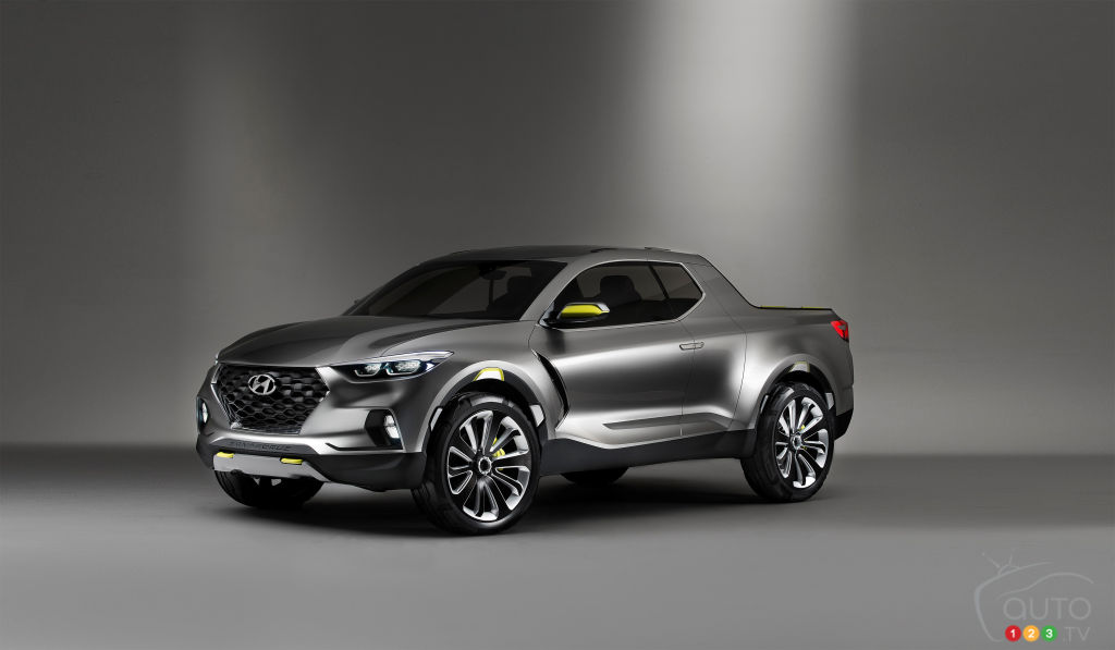 Report: Hyundai set to confirm Santa Cruz truck production?