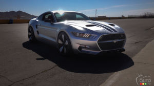 Galpin-Fisker Mustang Rocket 2015 : premières impressions