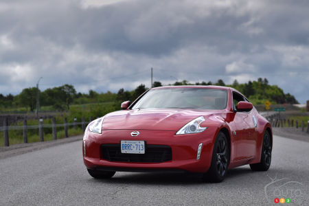 2016 Nissan 370z Enthusiast Coupe Review