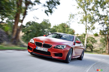 2016 BMW M6 Coupe and Cabriolet Quick Look