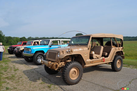 Jeep: not just an accessory but also a legend
