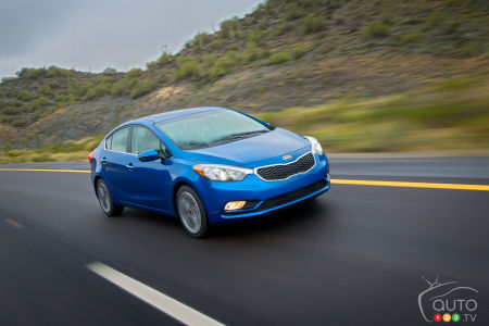 2016 Kia Forte Quick Look
