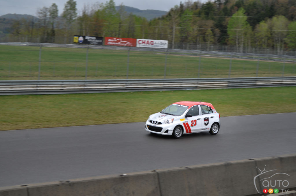 Nissan Micra Cup: The Greatest Show in Town