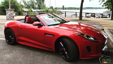 2016 Jaguar F-Type S AWD Convertible Review