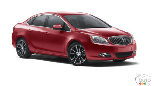 Buick adds Sport Touring trims for 2016