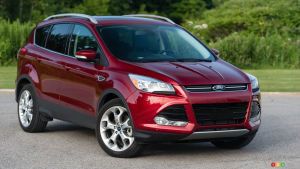 Ford Escape Titanium à TI 2015 : essai routier