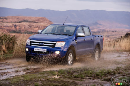 The Ford Ranger to make a comeback?