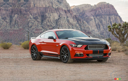 New Ford Shelby GT and EcoBoost