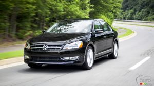 2015 Volkswagen Passat Highline TDI Review