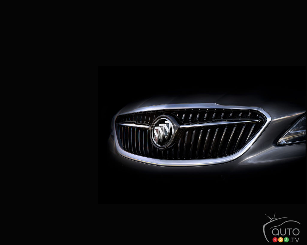 GM teases 2017 Buick LaCrosse ahead of Los Angeles Auto Show
