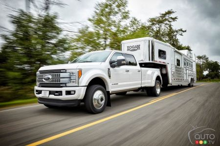 New 2017 Ford Super Duty promises to be the best ever