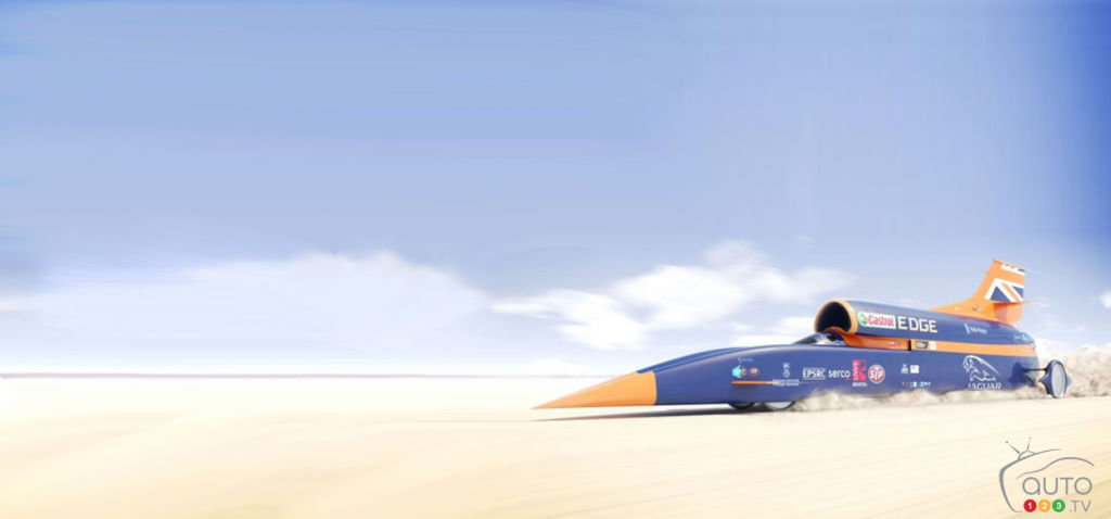 Is the Time Now for Car Aiming to Beat World Land Speed Record?