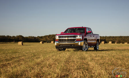 New 2016 Chevy Silverado unveiled in Texas