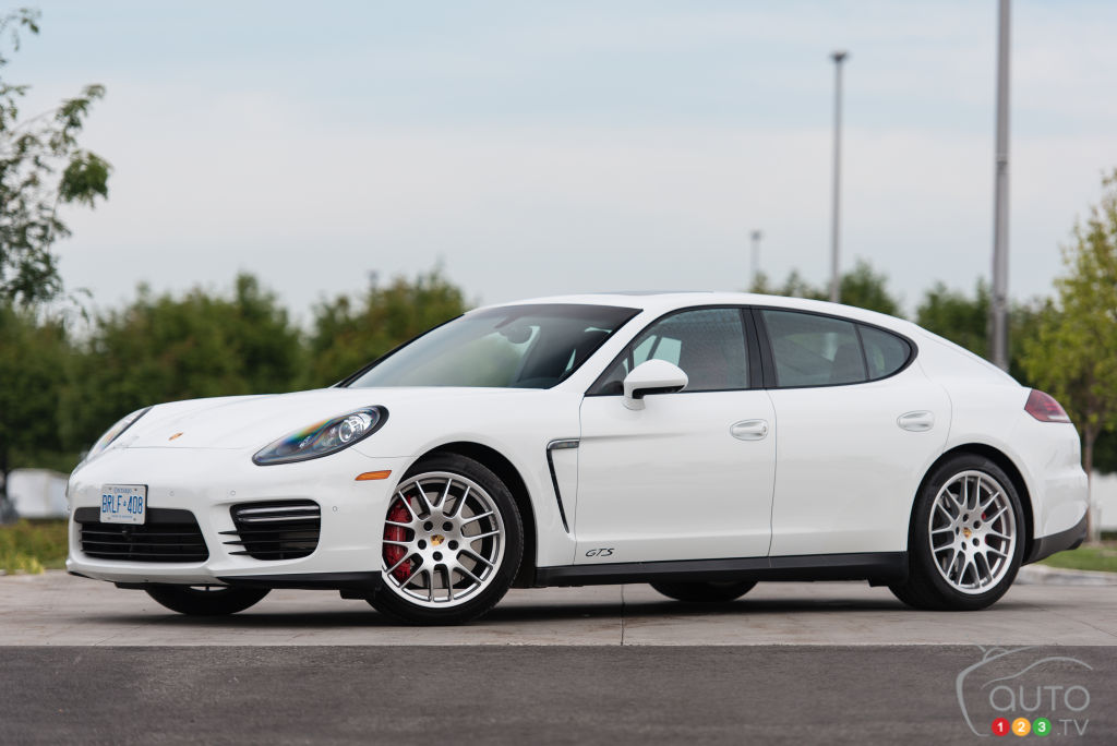 2015 porsche panamera gts review car reviews auto123. Black Bedroom Furniture Sets. Home Design Ideas