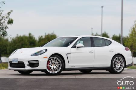 2015 Porsche Panamera GTS Review