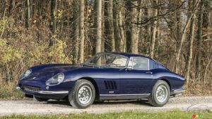 Bonhams Auction to Feature Prized Ferrari 275 GTB